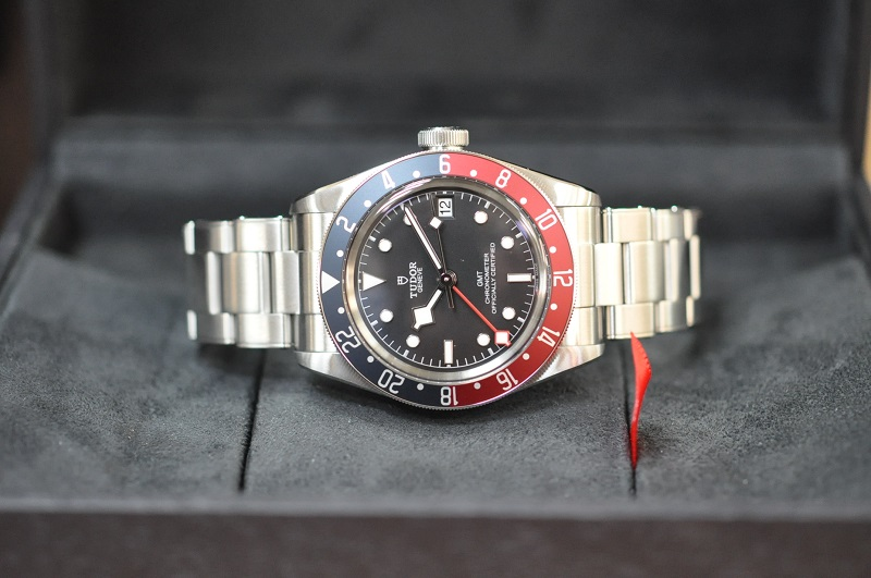 2019 New Black Bay  GMT 79830RB