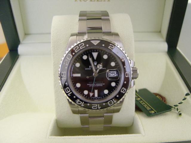 Rolex 116710LN GMT-Master II