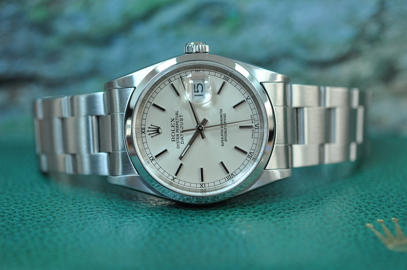 2003 Steel Datejust