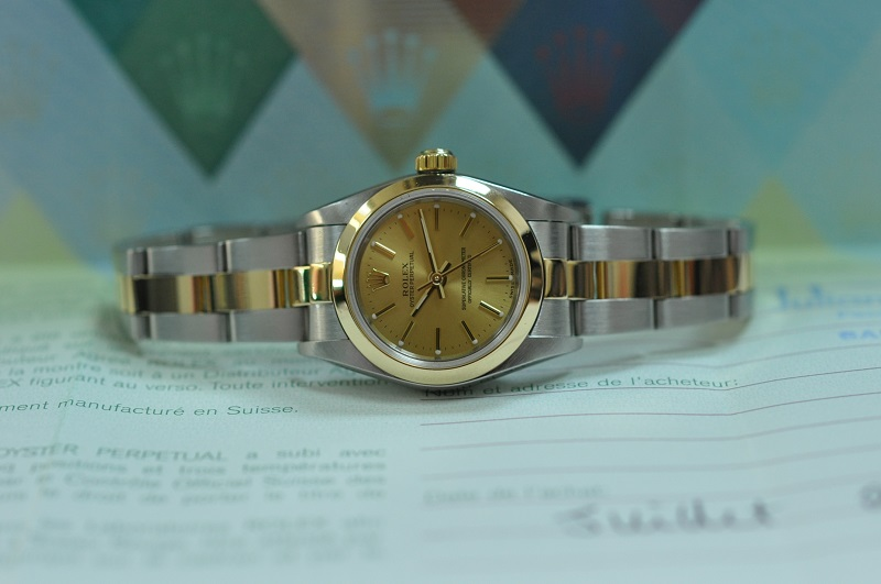 2007 Oyster Perpetual 76183