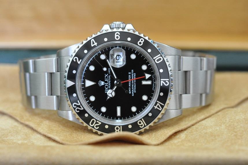 1997 Tritium dial GMT-Master II