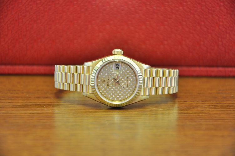18ct Lady Datejust 79198
