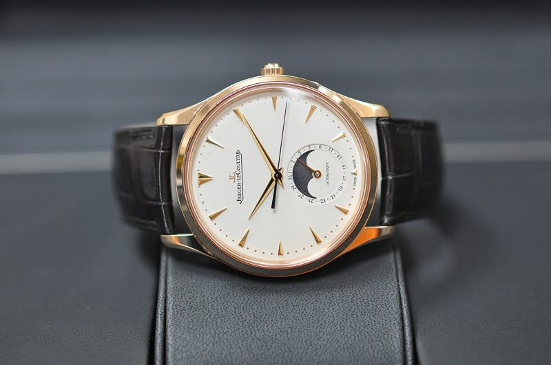 18ct rose gold Master Ultra Thin Moon
