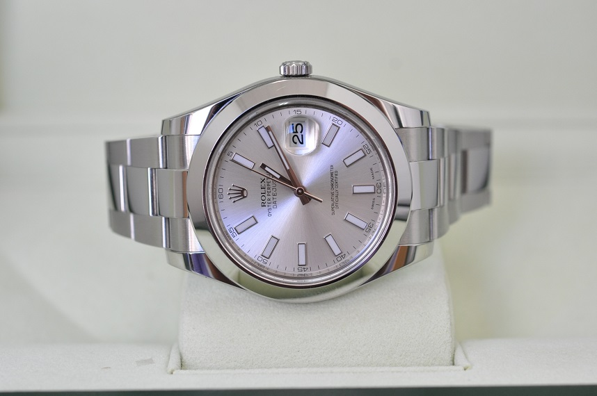 Dec 2013 Datejust II