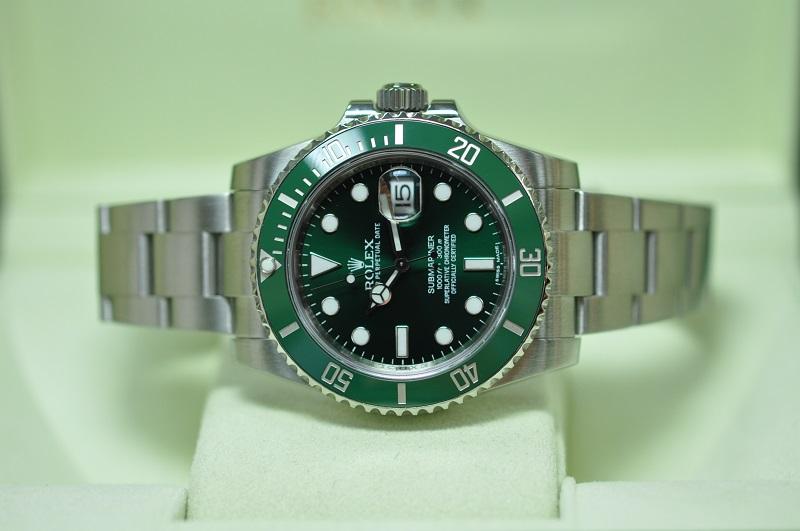 Rolex Submariner LV 'Hulk'