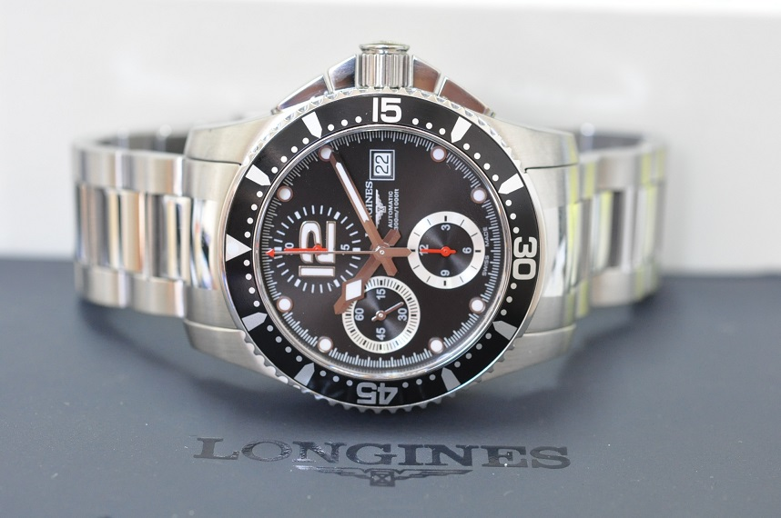 2009 Hydroconquest Chronograph