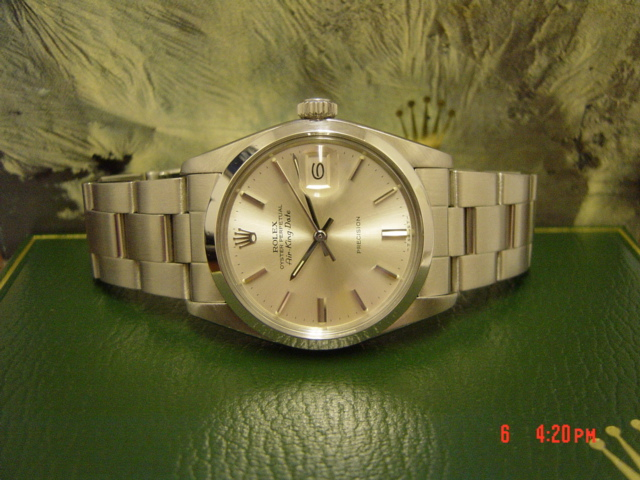 Rolex Air-King Date 5700