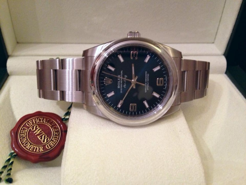 Unworn Rolex Air-King