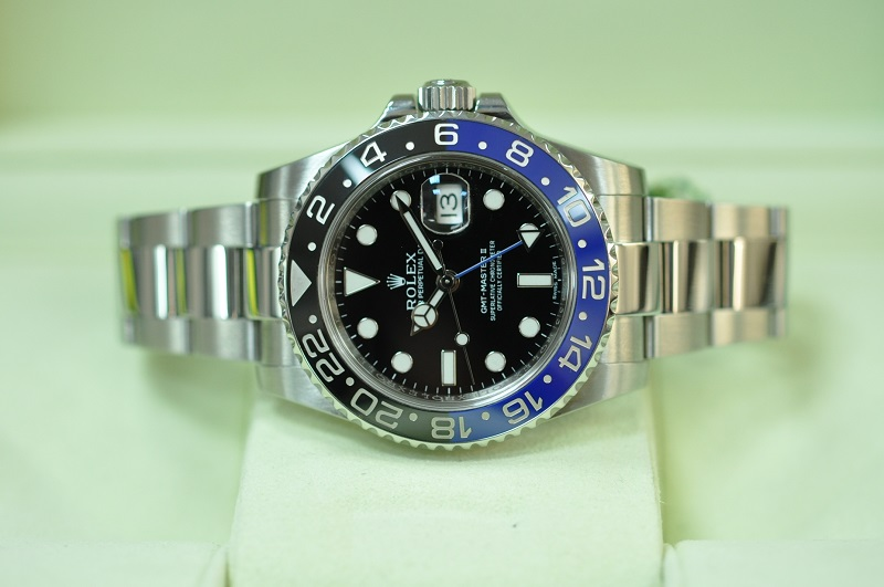 2014 GMT-Master II 'Batman'