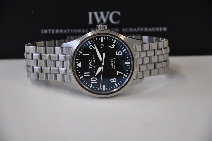 New IWC Mark XVI