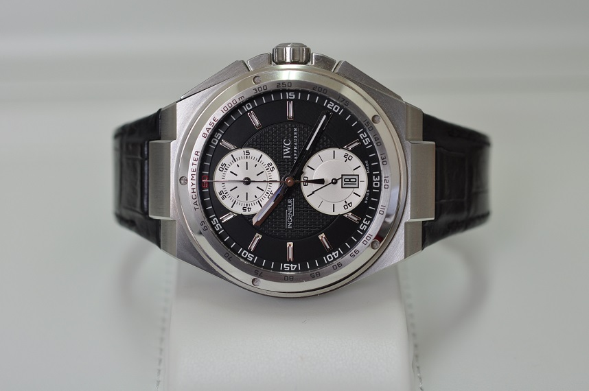 New IWC Ingenieur chronograph