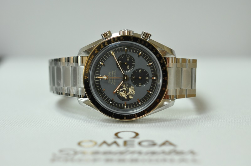 New 2020 50th Anniversary Speedmaster