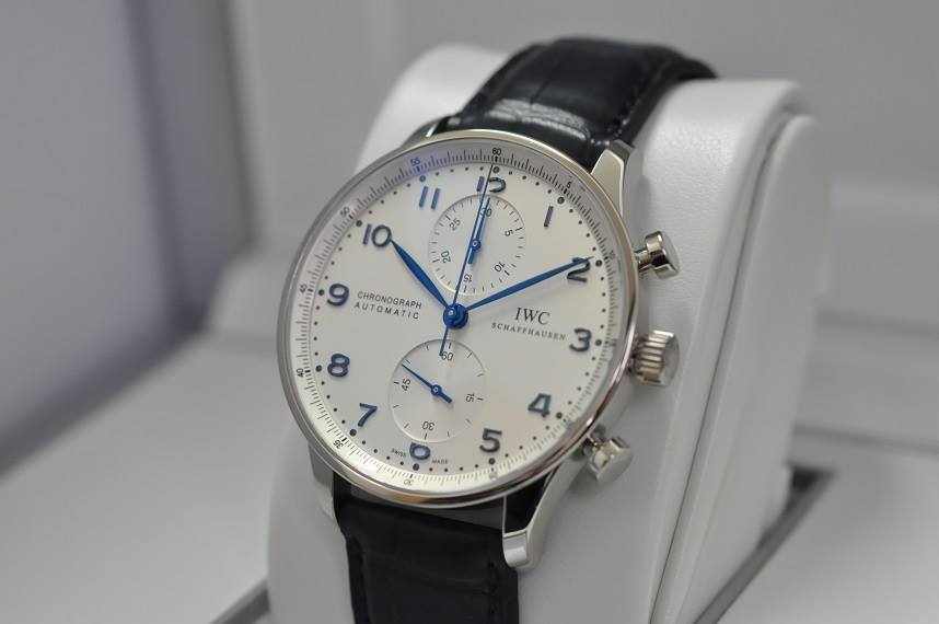 New 2017 Portugieser Chrono