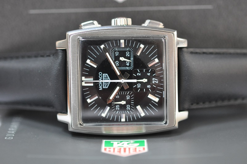 1999 'HEUER' Monaco chronograph