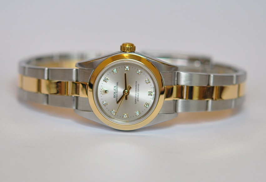 2005 Diamond dial Oyster