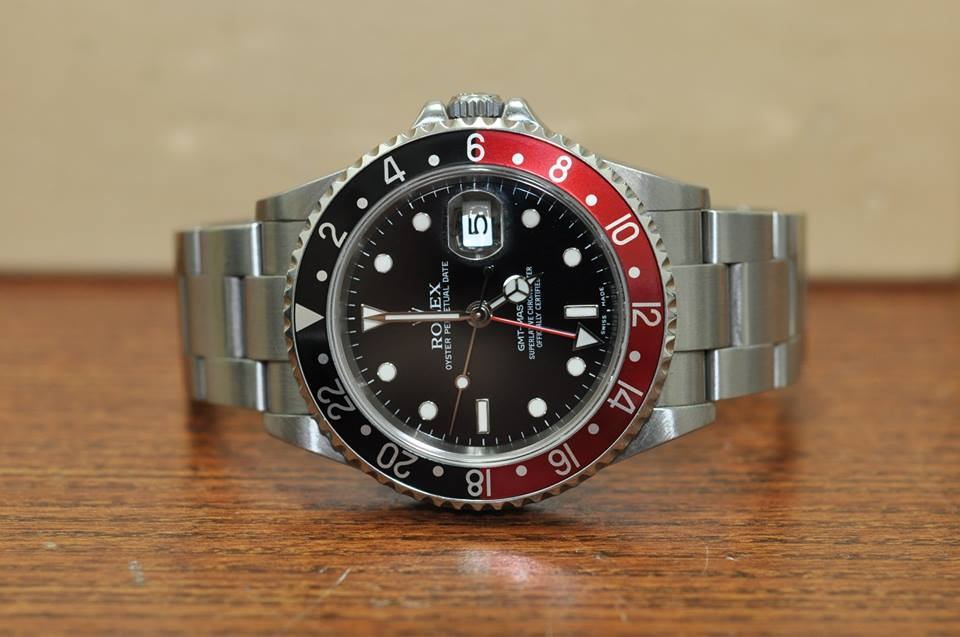 'Z' series GMT-Master II