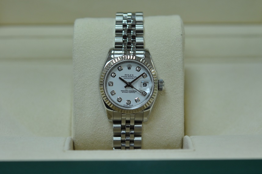 2007 Lady Datejust Diamond Dial