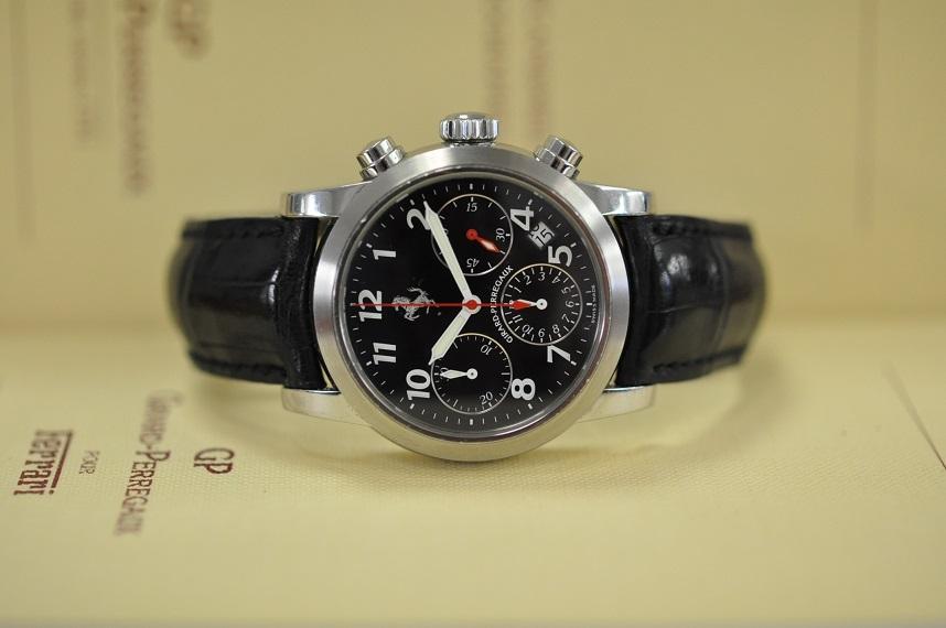Girard Perregaux 'Pour Ferrari' chronograph