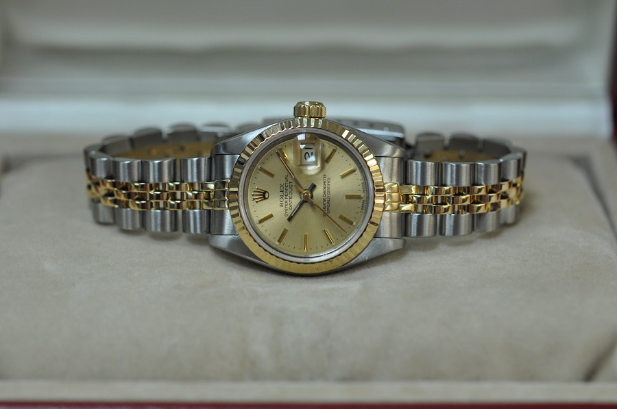 1987 Steel/Gold Lady Datejust