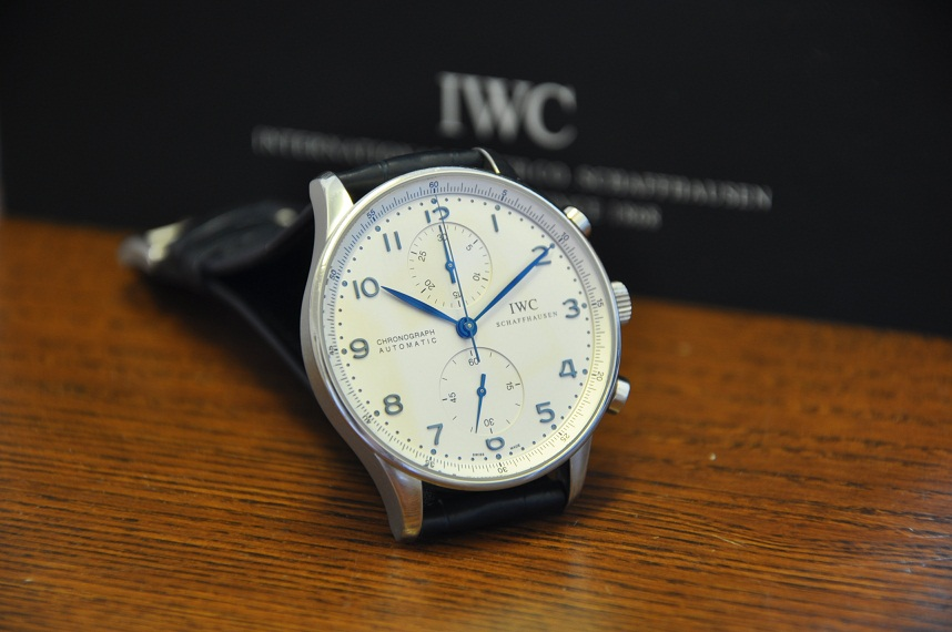 IWC Portuguese Chronograph 371417
