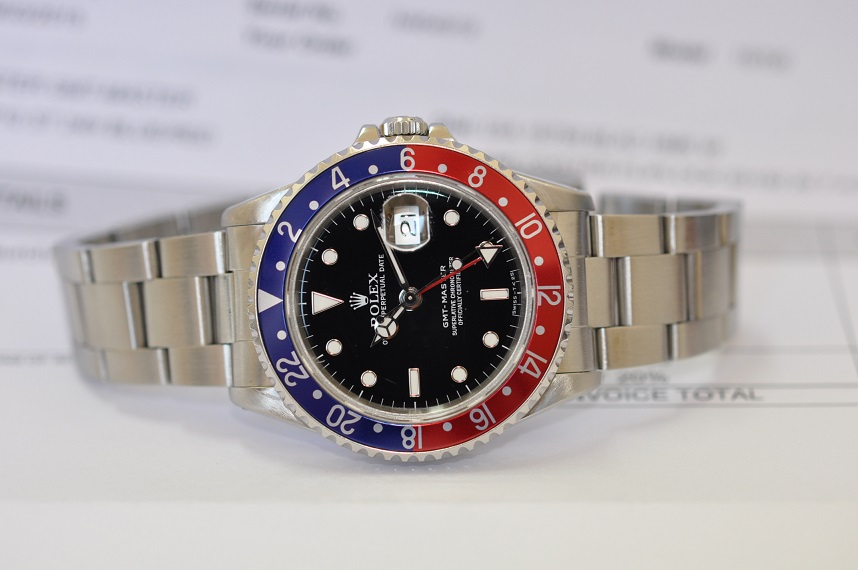 GMT Master 16700