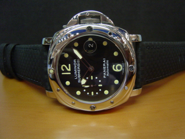 PAM 24 Luminor Submersible