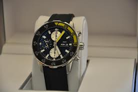 2011 Aquatimer Chrono