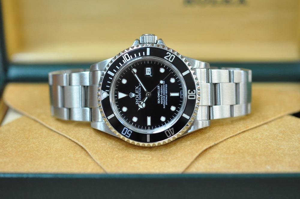 1999 Sea-Dweller 16600