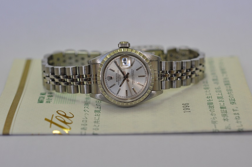 1996 Rolex 'Date' 69240