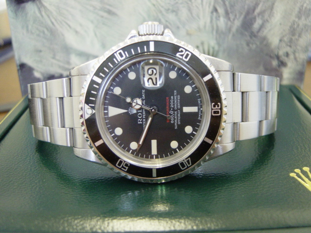 1971 'Red' Submariner-Date 1680/0