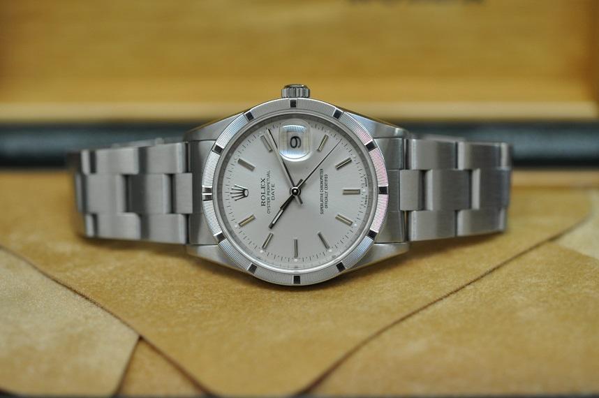 1998 Rolex Date
