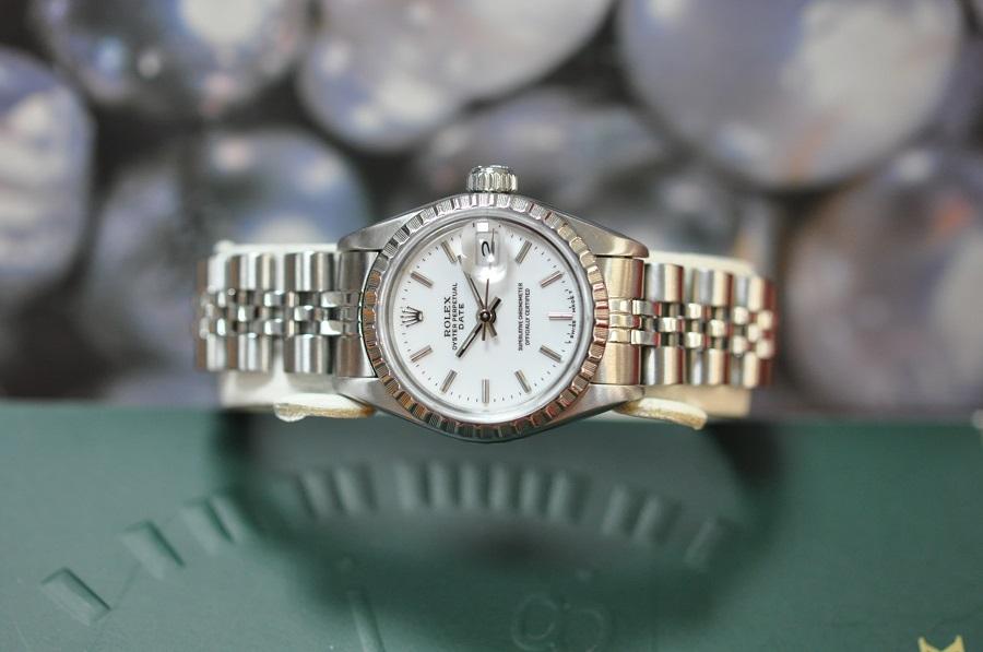 1990 Rolex Lady Date