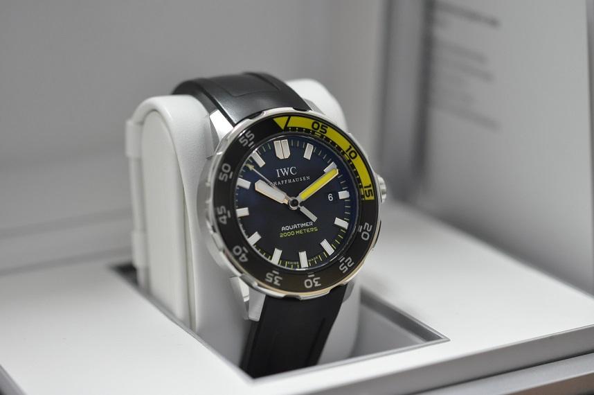 2013 Aquatimer 2000