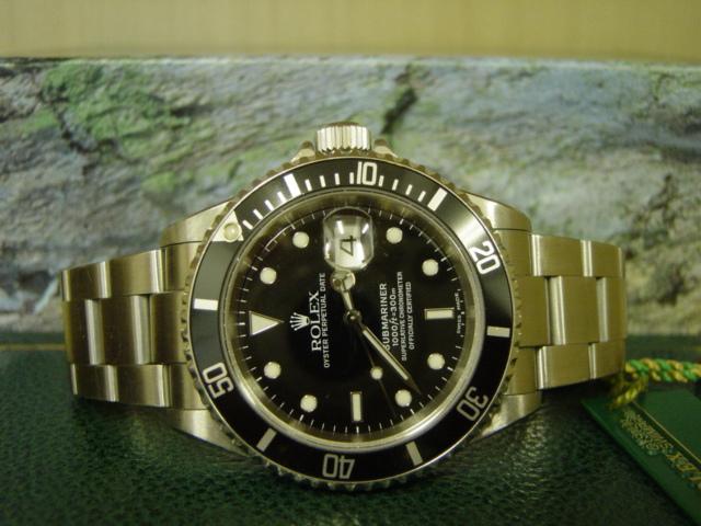 Rolex 16610 Submariner-Date