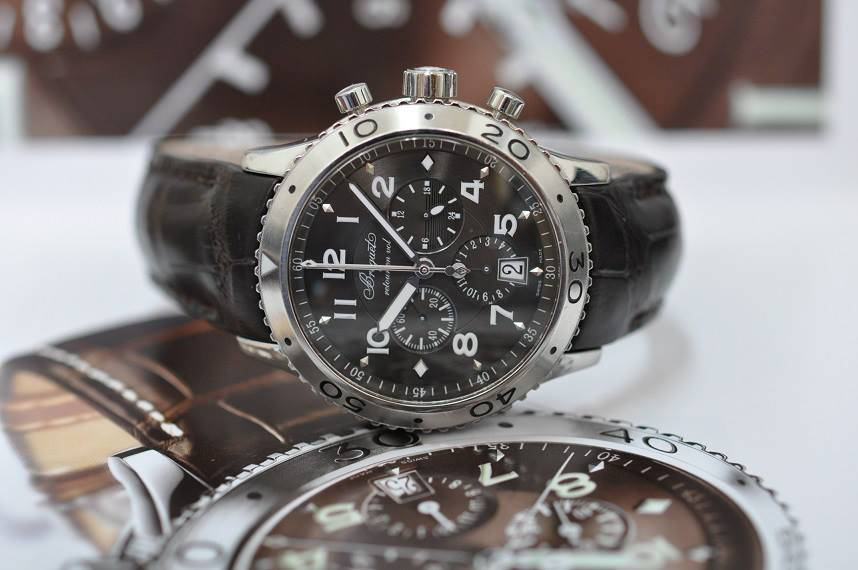 Type XXI 'Fly-back' chronograph