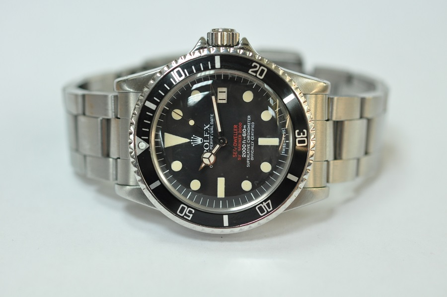 1974 'Double Red' Sea-Dweller 1665/0