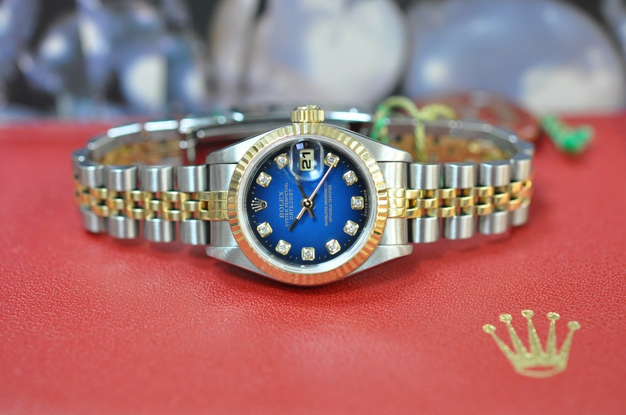 Lady Datejust Diamond Dial