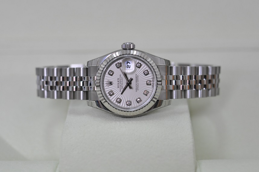 New Lady 179174 Datejust Diamond Dial