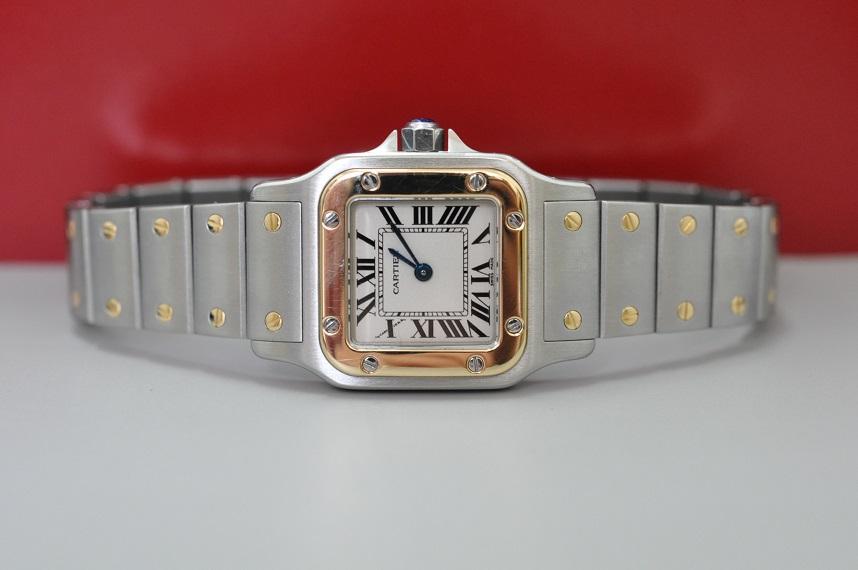 Santos Steel & Gold