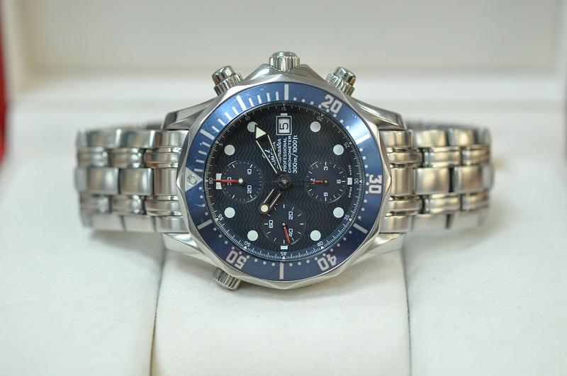 1999 Seamaster 300M Chrono Diver