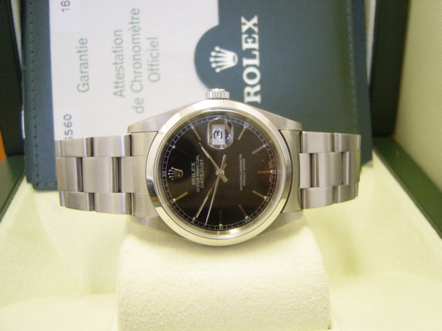 Rolex 16200 Datejust