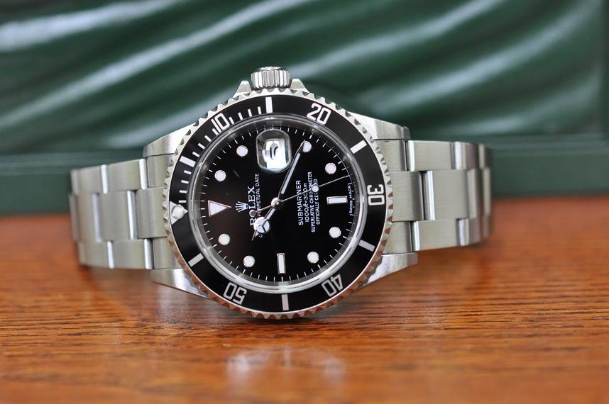 2007 Rolex Submariner-Date