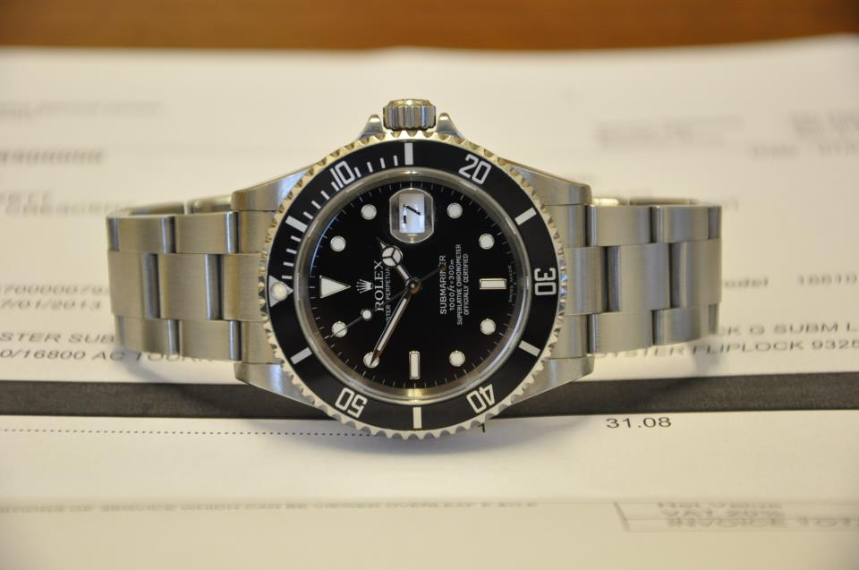 F series Submariner-Date