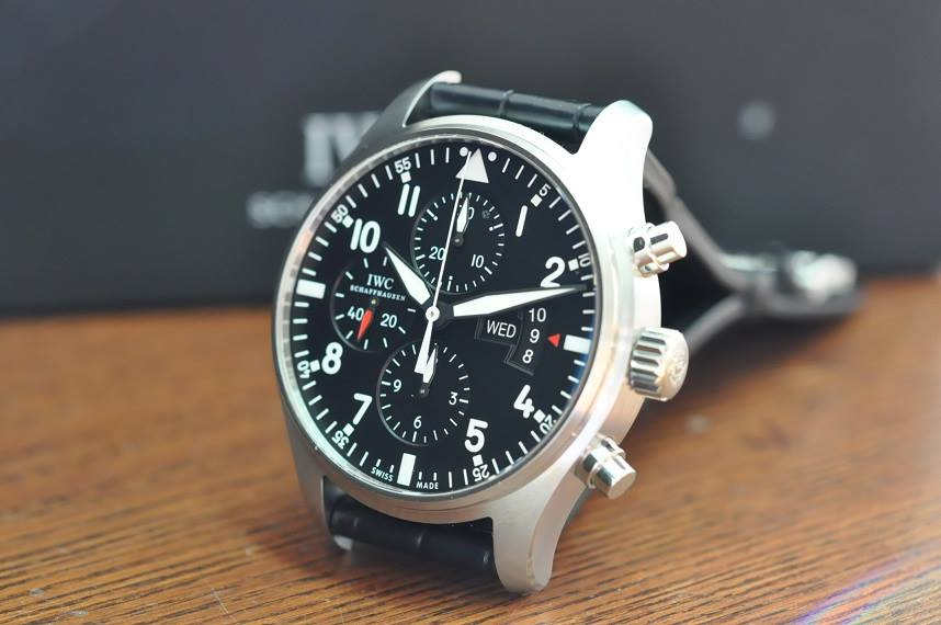 New 2016 Pilot Chronograph