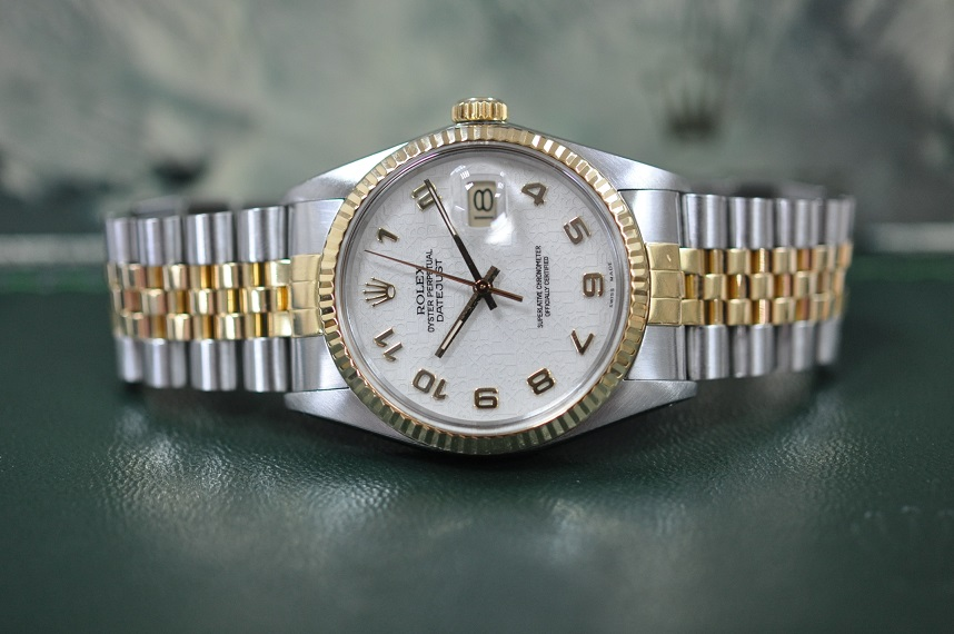 1987 Steel and Gold Datejust