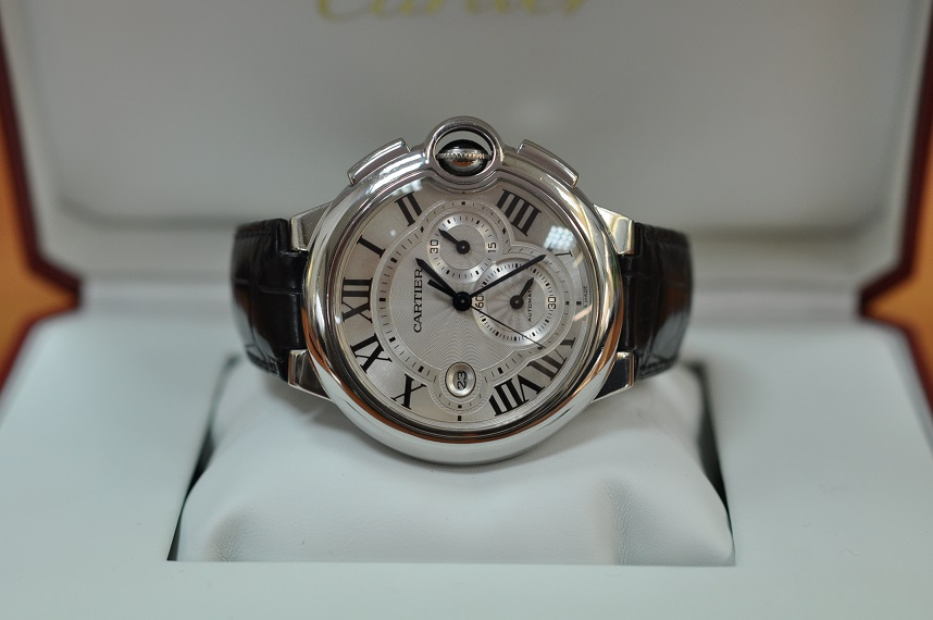 2012 Ballon Bleu de Cartier Chrono