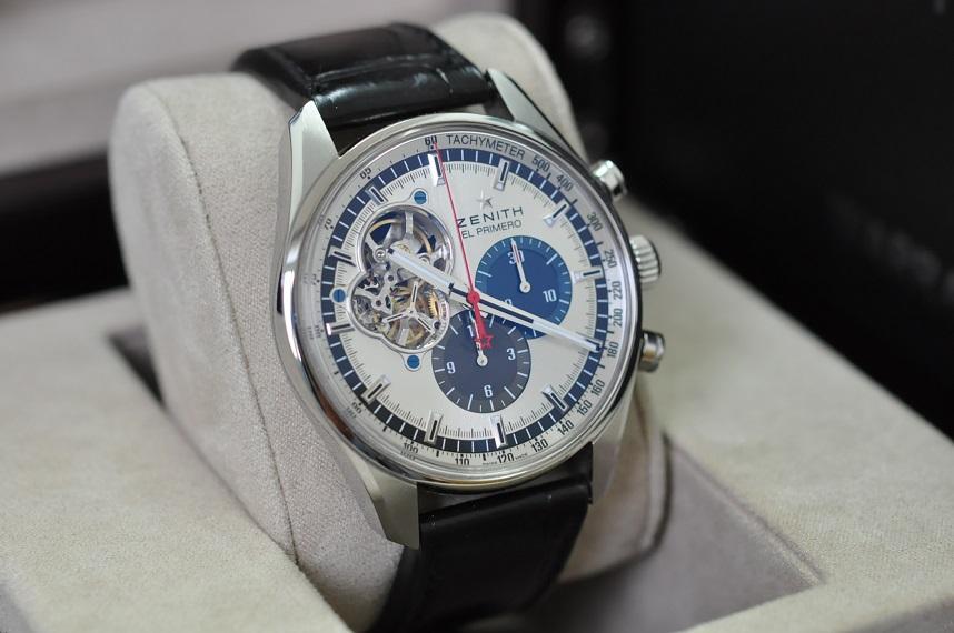 1969 'El Primero' Open Chronograph