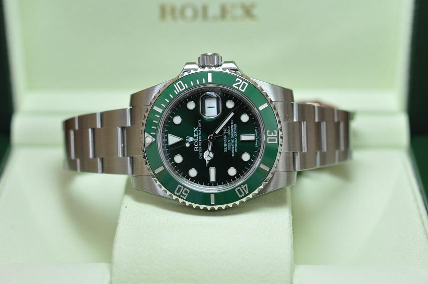 2012 Green Sub 116610LV