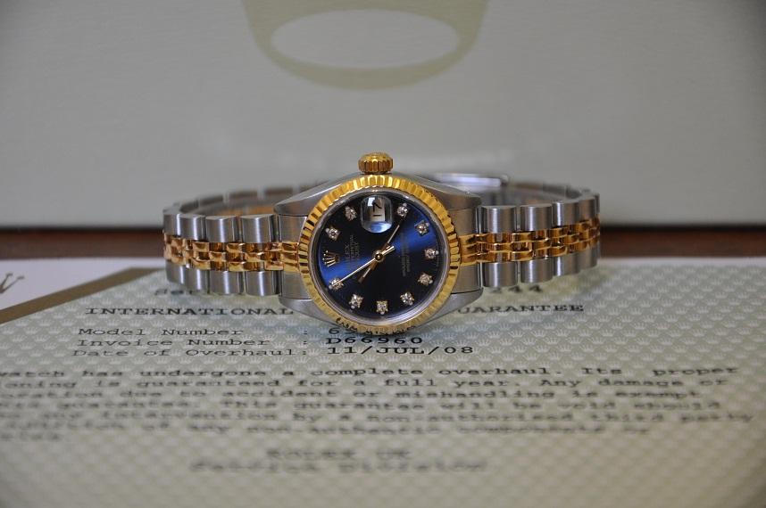 1990 Rolex Datejust 69173
