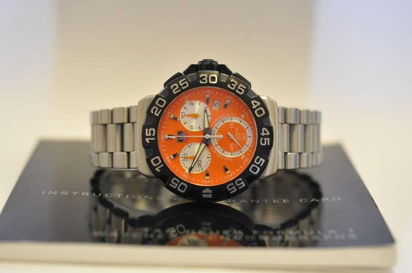 2008 TAG F1 Chrono